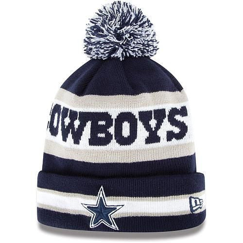 Dallas Cowboys winter knit  Beanie - Sports Nut Emporium