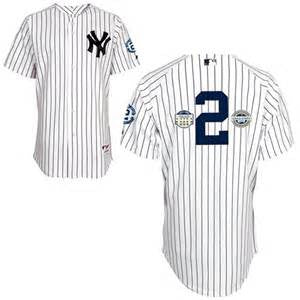 Derek Jeter Commerative final season jersey/ w patch - Sports Nut Emporium