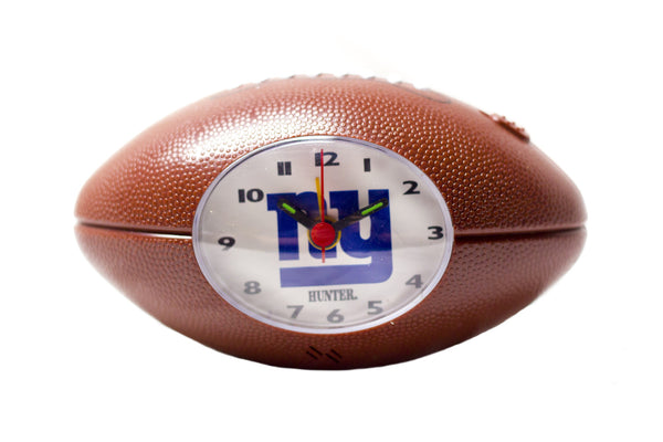 New York Giants NFL alarm clock - Sports Nut Emporium