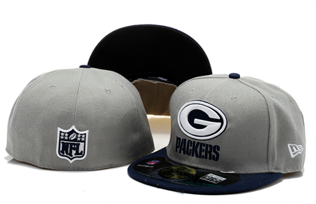 594860df Green Bay Packers New Era NFL Topp'd Up Denim 59 FIFTY Fitted Cap