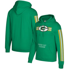Green Bay Packers Gridiron Pullover Hoodie Sweat Shirt - Sports Nut Emporium