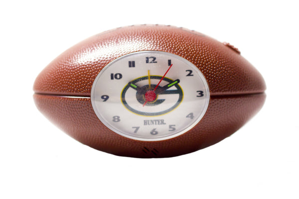 Green Bay Packers NFL Alarm Clock - Sports Nut Emporium