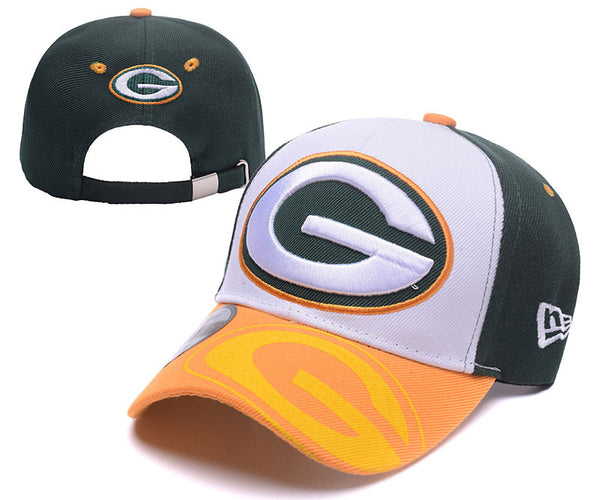 Green Bay Packers Snap Back Hat - Sports Nut Emporium