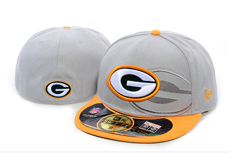 Green Bay Packers New Era NFL Team Screening 59 FIFTY Fitted Hat - Sports Nut Emporium