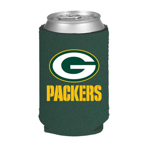 Green Bay Packers Can Kaddy - Sports Nut Emporium