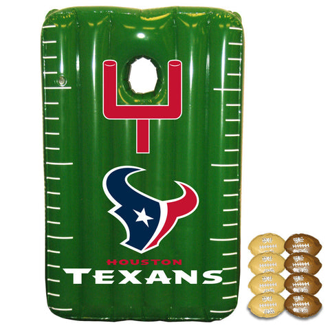 Houston Texans Inflateable Toss Game - Sports Nut Emporium