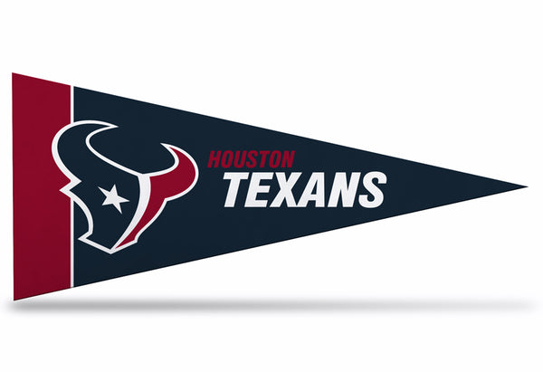 Houston Texans Mini Pennant - Sports Nut Emporium