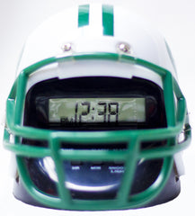 New York Jets helmet alarm clock - Sports Nut Emporium