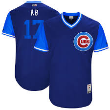 Chicago Cubs Kris Bryant 2017 Players Weekend jersey - Sports Nut Emporium