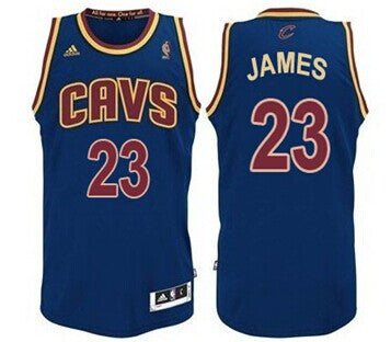 check out b2b06 dc9fa navy blue cavs jersey