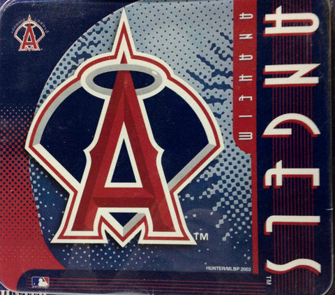 Los Angeles Angels MLB Baseball Mouse Pad - Sports Nut Emporium