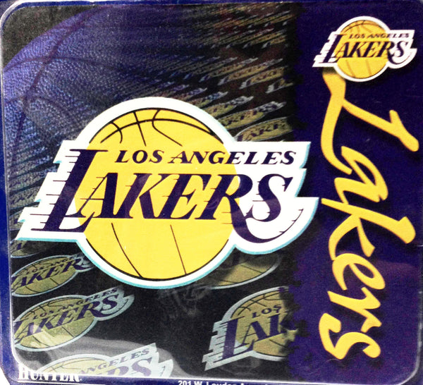 Los Angeles Lakers Mouse Pad - Sports Nut Emporium