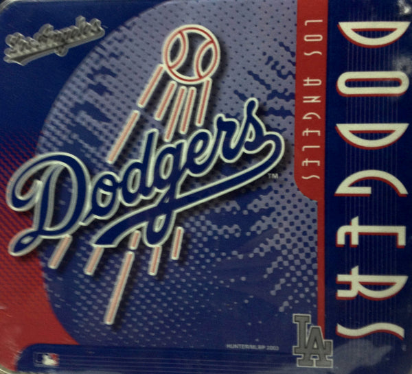 Los Angeles Dodgers MLB Mouse Pad - Sports Nut Emporium