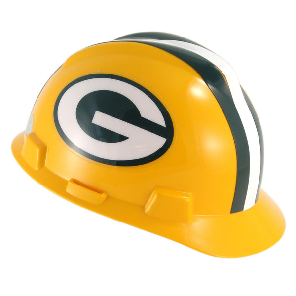 Green Bay Packers hard hat - Sports Nut Emporium
