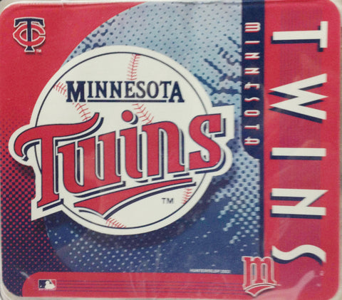 Minnesota Twins Mouse pad-Sports Nut Emporium