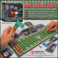 NFL Ultimate  Game Day Football  Board Game - Sports Nut Emporium