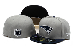 New England Patriots New Era FITTED Topp'd Up Denim 59FIFTY Cap - Sports Nut Emporium