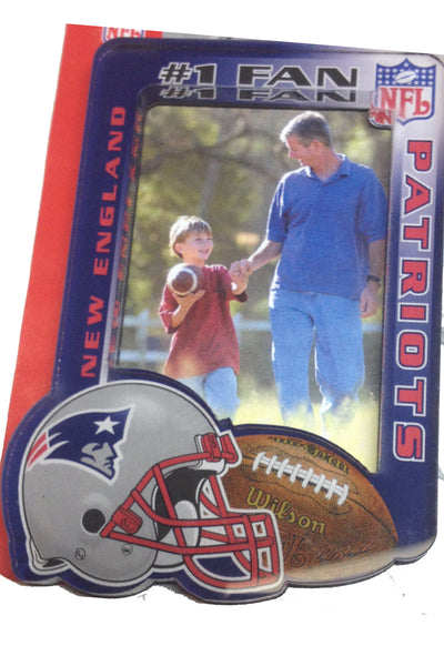 New England Patriots #1 fan Picture and photo frame - Sports Nut Emporium