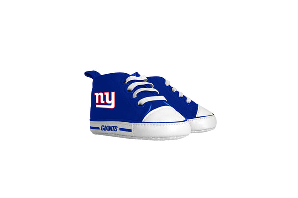 New York Giants High Top Pre Walkers - Sports Nut Emporium
