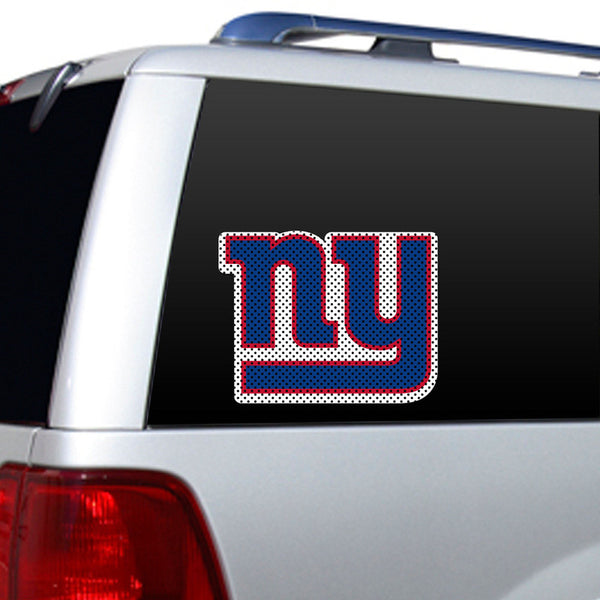 New York Giants Large window Decal - Sports Nut Emporium