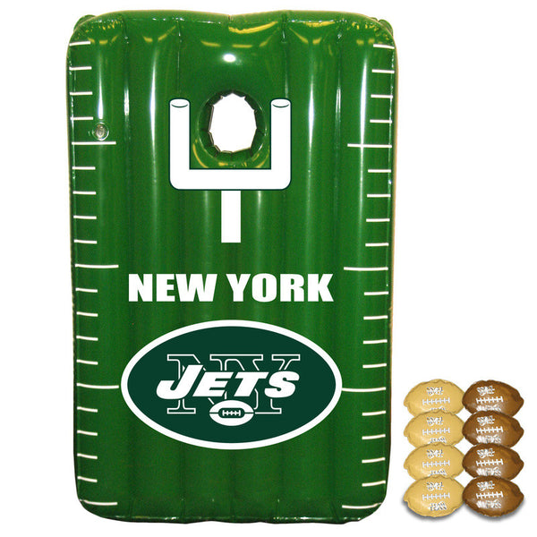 New York Jets Inflateable Toss Game - Sports Nut Emporium