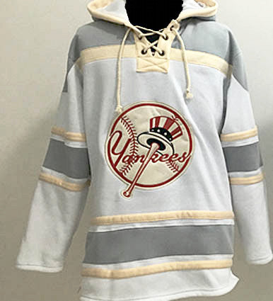 New York Yankees MLB Baseball pullover hoodie - Sports Nut Emporium