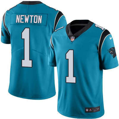 Cam Newton Carolina Panthers Limited Rush jersey - Sports Nut Emporium