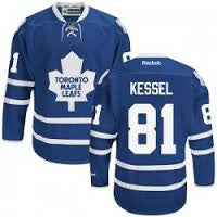 Phil Kessel   Maple Leafs #81 Blue Stitched NHL Hockey Jersey - Sports Nut Emporium