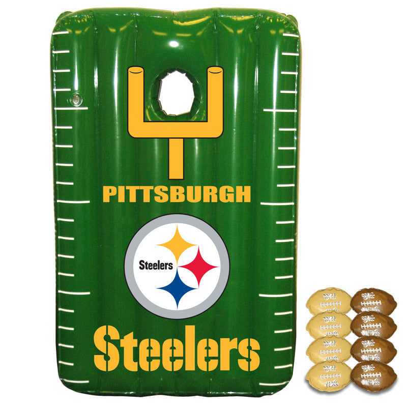 85de94005a5 Product Image Pittsburgh Steelers Inflateable team Toss GAme - Sports Nut  Emporium ...