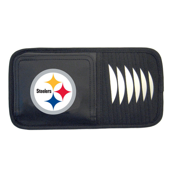 Pittsburgh Steelers Visor Organizer - Sports Nut Emporium
