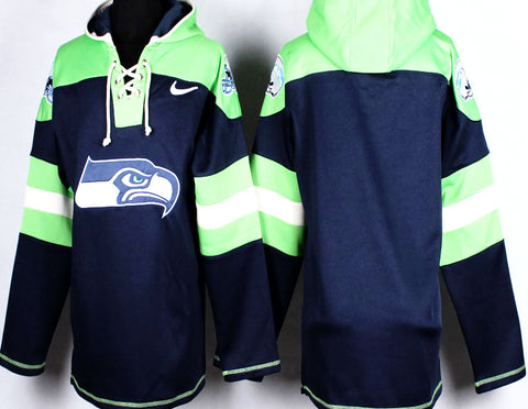 Seattle Seahawks  Pullover Hoodie - Sports Nut Emporium