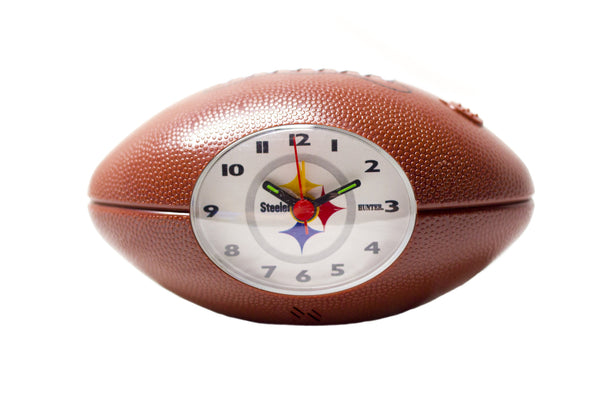 Pittsburgh Steelers NFL alarm clock - Sports Nut Emporium