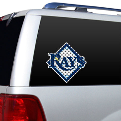 Tampa Bay Rays Large window Film - Sports Nut Emporium