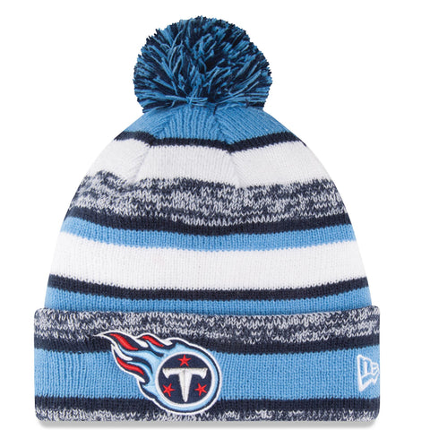 Tennessee Titans winter Beanie - Sports Nut Emporium