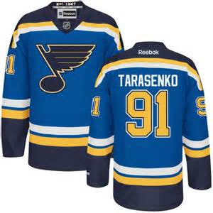 Vladimir Tarasenko St louis Blues Mens Hockey Home  Jerseyy - Sports Nut Emporium
