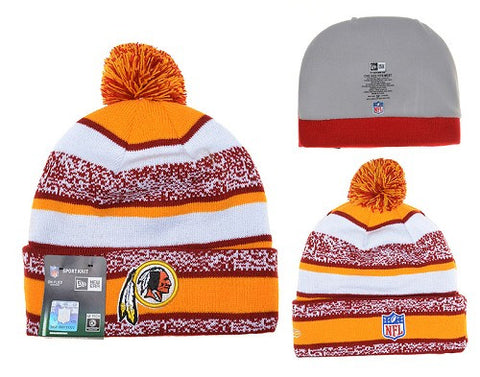 Washington Redskins  Stitched Knit Beanies 014 - Sports Nut Emporium