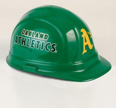 Oakland A's hard hat - Sports Nut Emporium