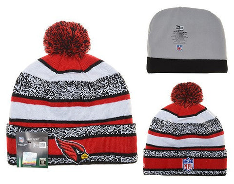 Arizona Cardinals Winter knit Beanie  (006) - Sports Nut Emporium