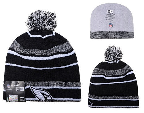 Arizona Cardinals Winter knit Beanie (008) - Sports Nut Emporium