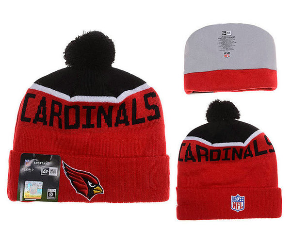 Arizona Cardinals Winter Knit Beanie  Model 922 - Sports Nut Emporium