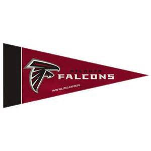 Atlanta Falcons mini pennant - Sports Nut Emporium