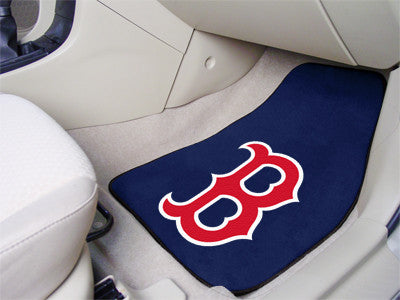 Boston Red Sox carpet car mat - Sports Nut Emporium