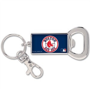 Boston Red Sox bottle opener key ring - Sports Nut Emporium