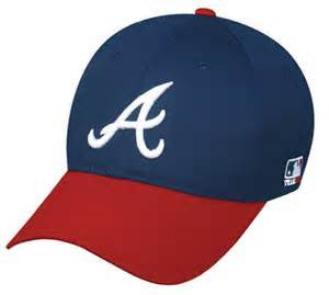 Atlanta Braves Major League Baseball adjustable cap - Sports Nut Emporium