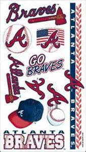Atlanta Braves temporary tattoos - Sports Nut Emporium
