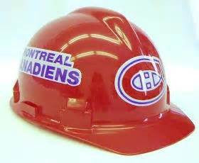 Montreal Canadiens hard hat - Sports Nut Emporium