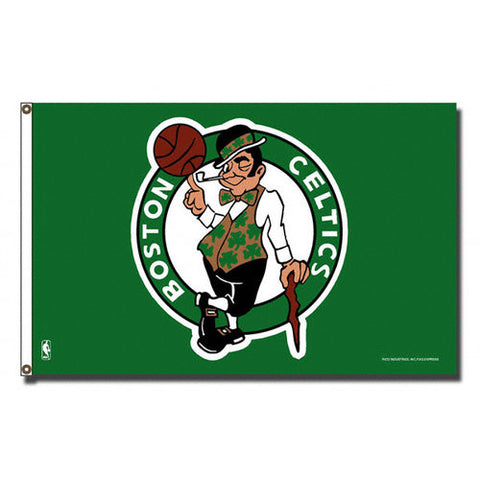 Boston Celtics 3x5 flag - Sports Nut Emporium