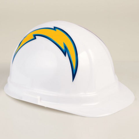 San Diego Chargers hard hat - Sports Nut Emporium