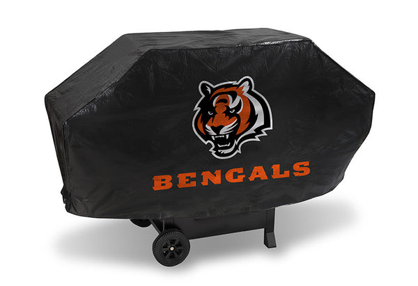Cincinnati Bengals Deluxe Barbaque Grill Cover - Sports Nut Emporium