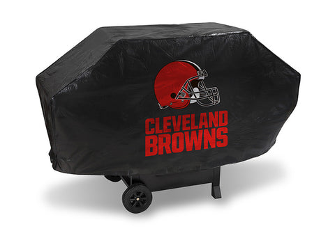 Cleveland Browns Deluxe Barbaque Grill Cover - Sports Nut Emporium